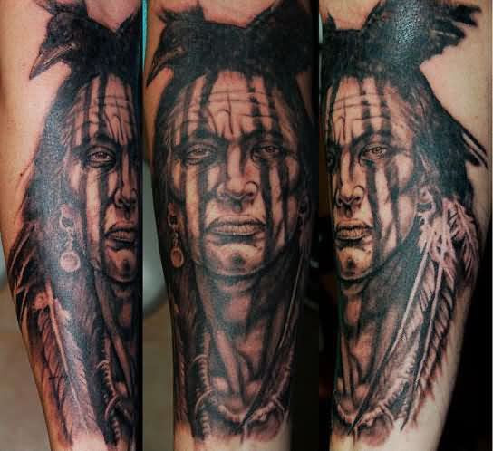 American Tattoo Images Designs