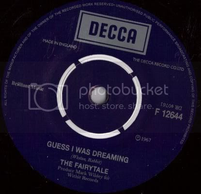 Fairytale - Guess I Was Dreaming