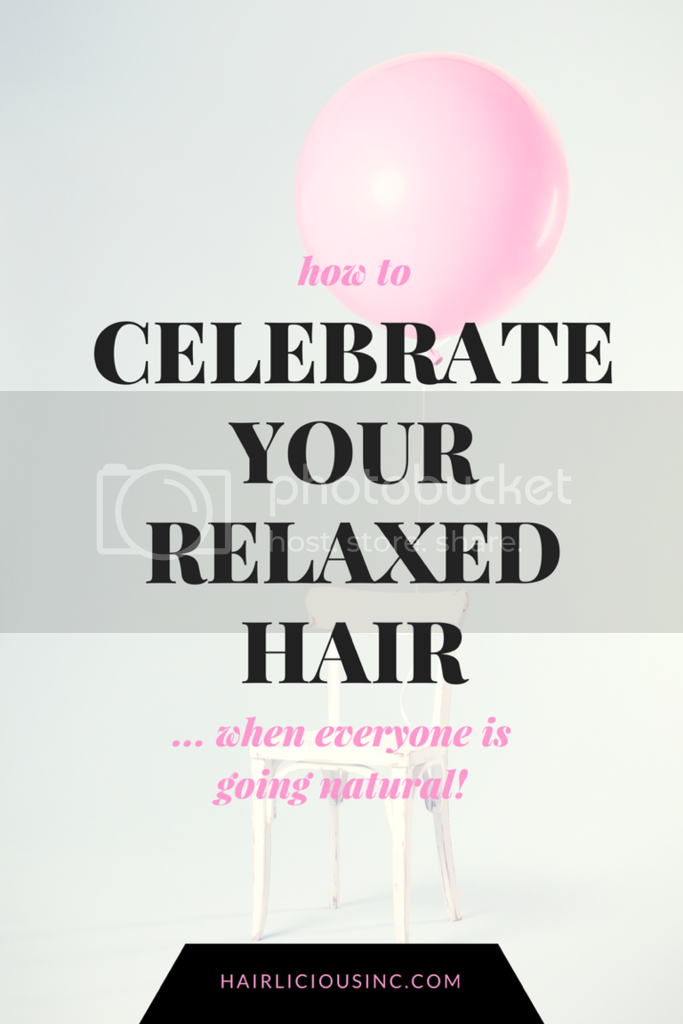 How To Celebrate Relaxed Hair When Everyone Is Going Natural | on HairliciousInc.com