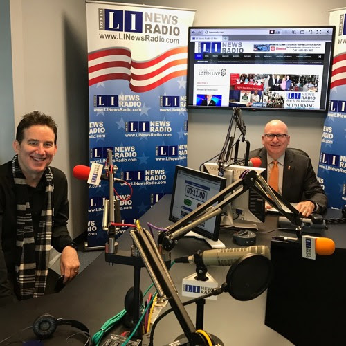 """Build An Industry Powerhouse"" host Michael Kessler, guest Richard Daly, Owner, Richard Salon by Business Profits In The Real World"