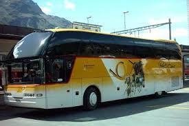 У Швейцарії з'явилися перші автобуси без водіїв
