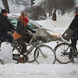 Copenhagenize.com - Bicycle Culture by Design: Overcomplicating Winter Cycling - Why It's Bad