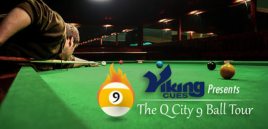 Viking Cues Presents: The Q City 9 Ball Tour Stops