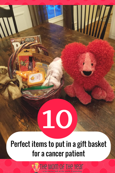 10 Perfect Items for a Gift for a Cancer Patient - The Mom of the Year