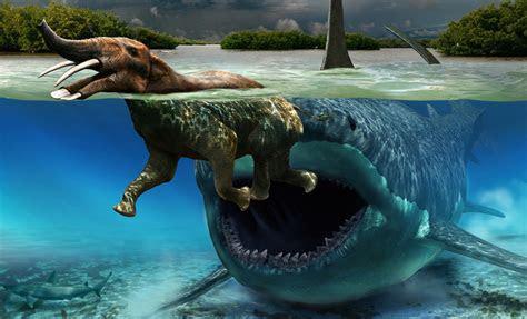 animales prehistoricos vivos  extintos