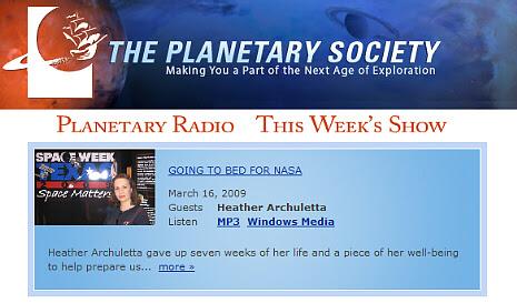 Heather - Radio Interview