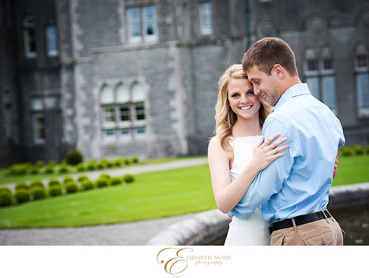 Jackie and Alex's Ireland Engagement Session