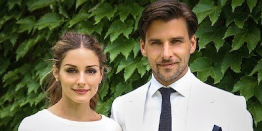 Olivia Palermo Is Married!