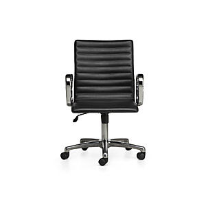Home Office Chairs. Computer and Desk Chairs   Crate and Barrel
