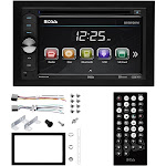Boss Audio 320W Double DIN In-Dash Car Reciever w/ 6.2 Inch Touchscreen BV9351B by VM Express