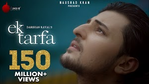 Ek Tarfa Lyrics - Darshan Raval ~ LYRICGROOVE