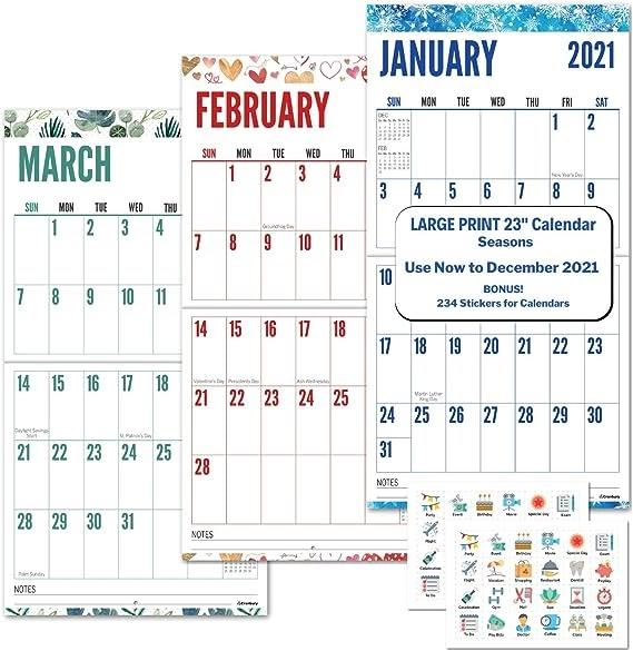 Giles Wall Calendar 2021 | Printable March