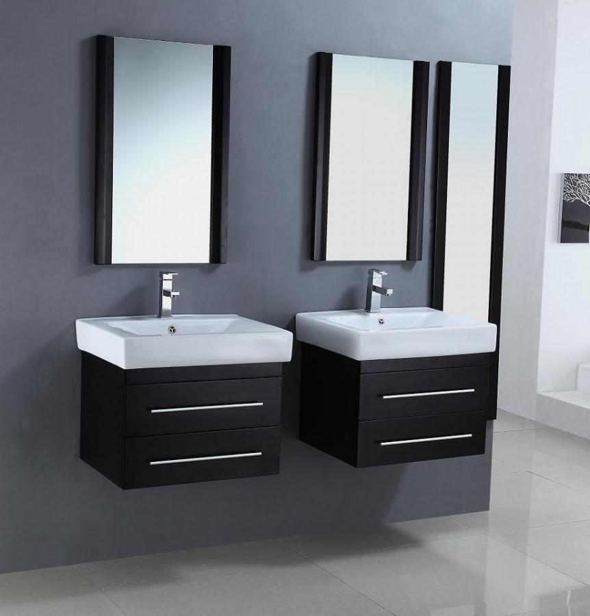 Two Single Vanities In Bathroom Vanity Ideas