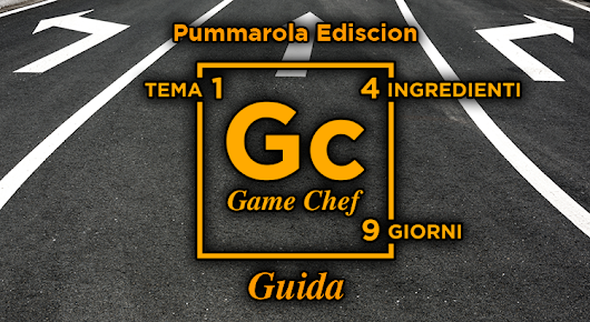 Game Chef e accessibilità - Game Chef Pummarola Ediscion