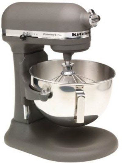 Kitchenaid Mixer Stainless Steel