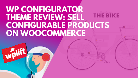 WP Configurator Theme Review: Configurable WooCommerce Products