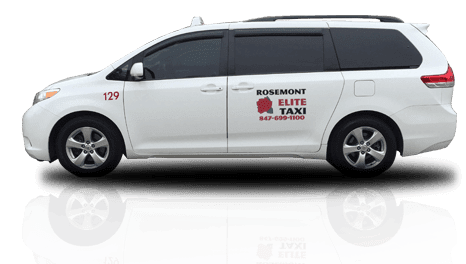 Ohare Airport, Hotel, Uber Taxi Service - Rosemont Elite Taxi