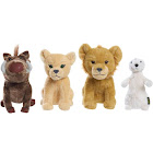 Lion King Live Action Small Plush with Sound (Assorted: Styles Vary)