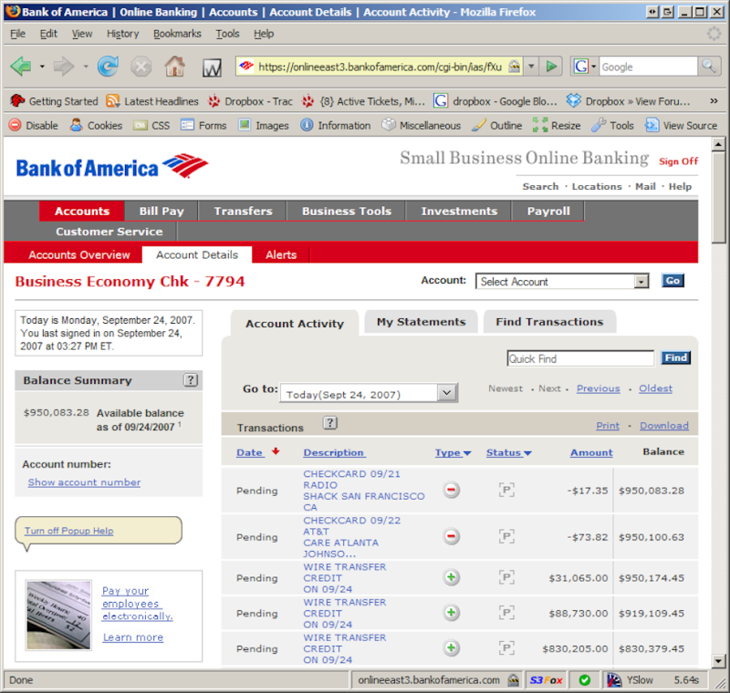 Capital One Consumer Bank Savings Account Review My Money Blog