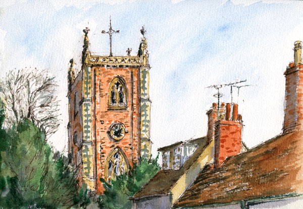 St Peter's Church, St Albans