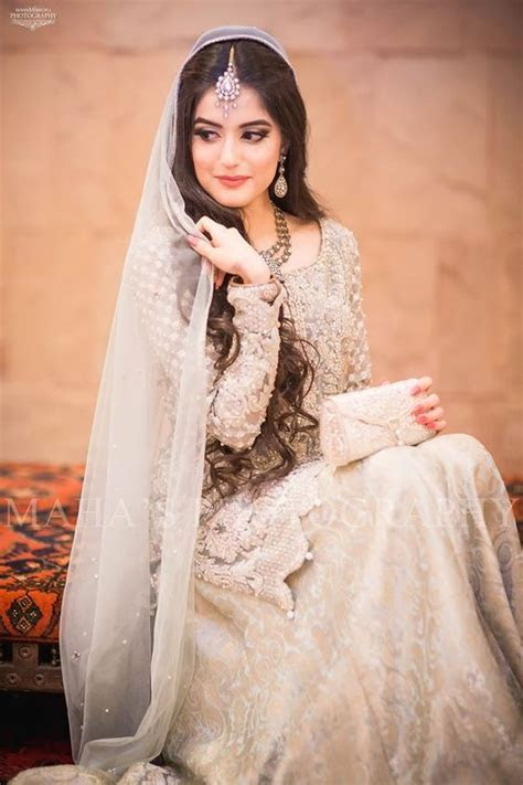 Latest Bridal Walima Dresses 2019 Modern Collection