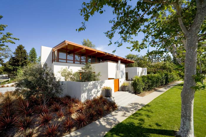 Chestnut House: Light, Airy Coastal Eco-Living | Inhabitat ...