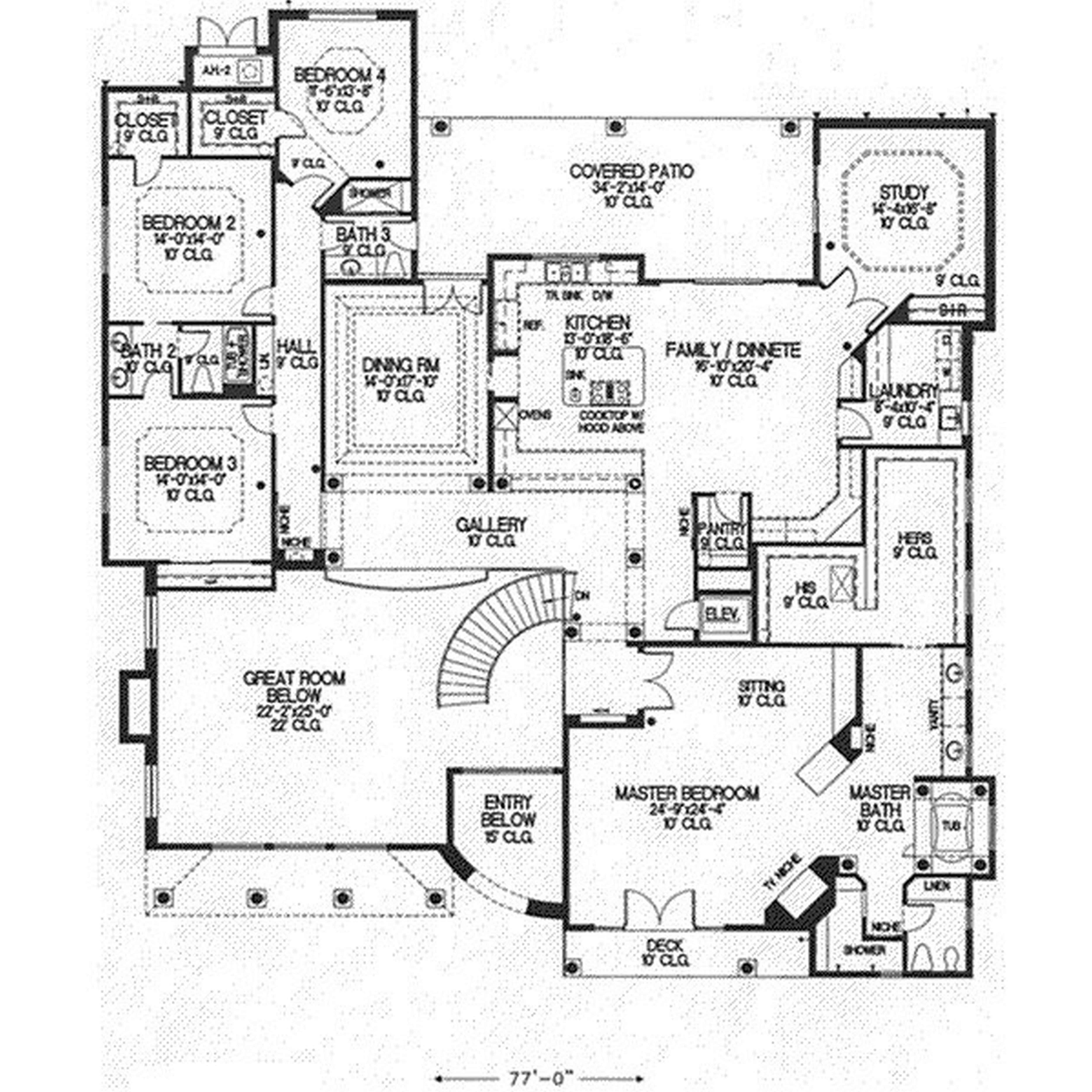 Home  Plan  Drawing  at GetDrawings Free download