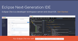 Eclipse Che - A Next-Generation Cloud IDE and Workspace Server