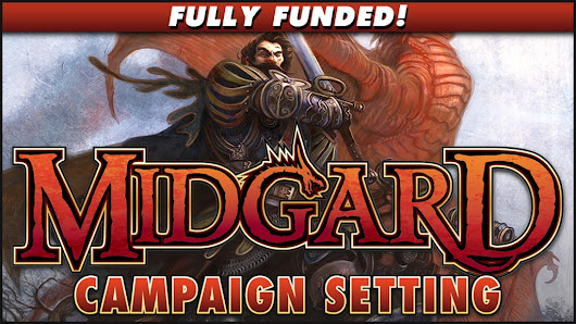 Update 10: Open World of Midgard · Midgard Campaign Setting: Dark Roads & Deep Magic