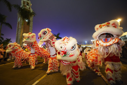 Chinese New Year: What's on in Hong Kong for the Year of the Dog