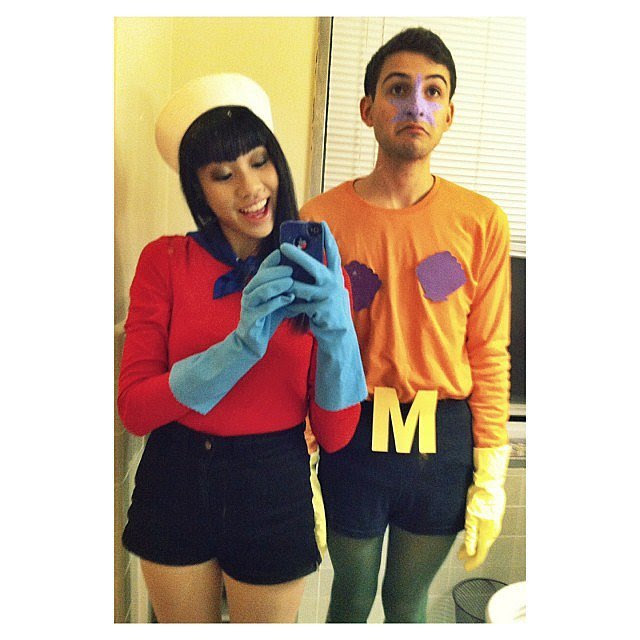 Mermaid Man and Barnacle Boy