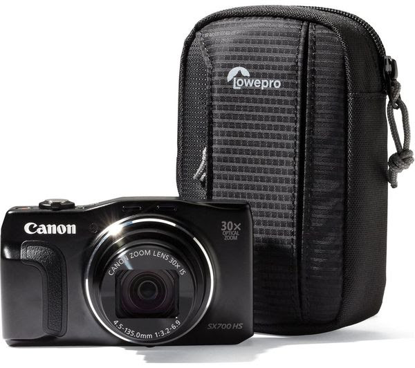 Buy CANON IXUS 190 Compact Camera \u0026 Accessories Bundle  Free Delivery  Currys
