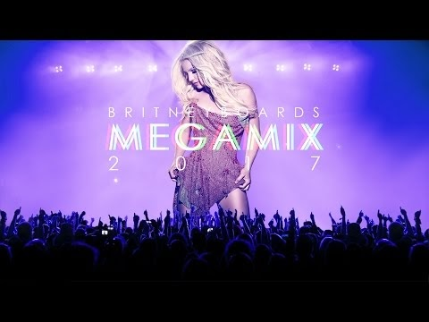 Britney Spears Megamix 2017 By BritneyBoards