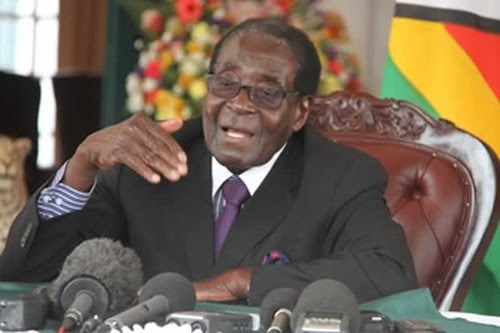 After the swearing in ceremony for the cabinet of the Republic of Zimbabwe, President Mugabe outlines governmental priorities. by Pan-African News Wire File Photos