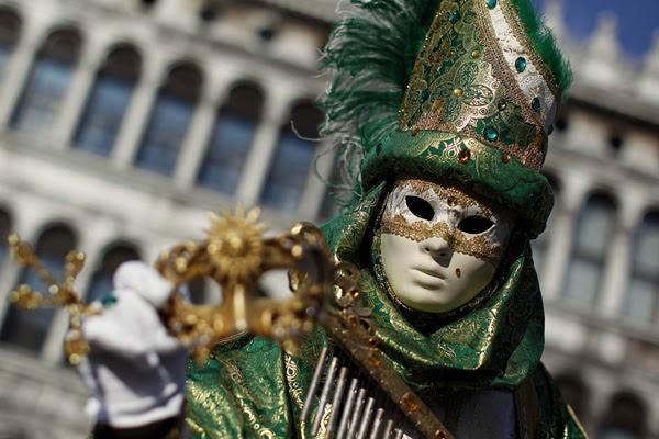 carnaval venise 2012 5 Carnaval de Venise 2012 : Voyage au Pays des Masques