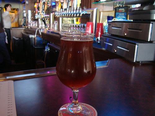 Eagle Rock Brewery Libertine