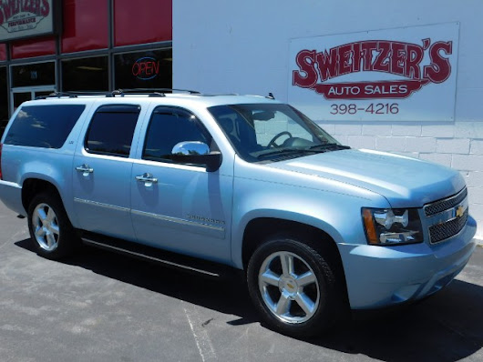 Used 2011 Chevrolet Suburban LTZ 1500 4WD for Sale in Jersey Shore PA 17740 Sweitzer's Auto Sales