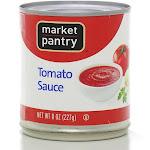 Market Pantry Tomato Sauce - 8 oz can
