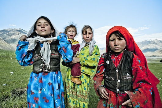 Wakhan, An Other Afghanistan by Varial Cédric Houin