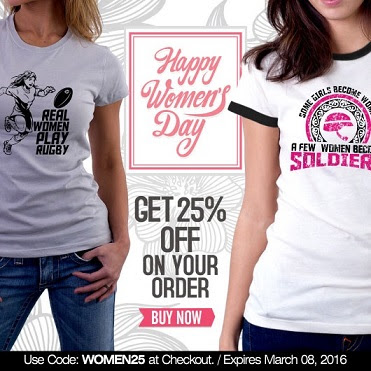 Women's Day Coupon Code