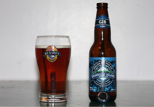 Review: Granville Island English Bay Pale Ale by Cody La Bière