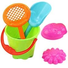 Outdoor Sand beach Toys Bucket Shovel Toddler Kids