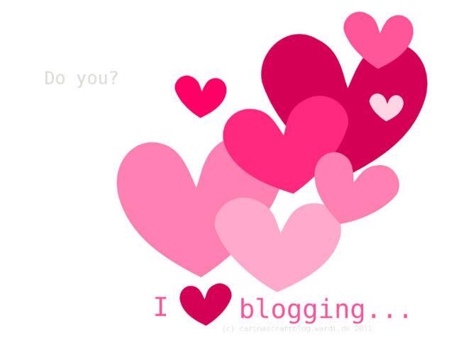 Heart blogging