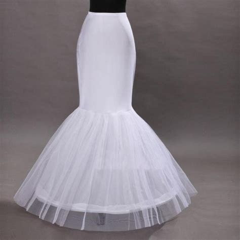 Mermaid Petticoat Underskirt   Weddingfactoryoutlet.co.uk