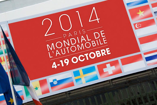 A Review of Paris Motor Show 2014 - Engine Compare Blog