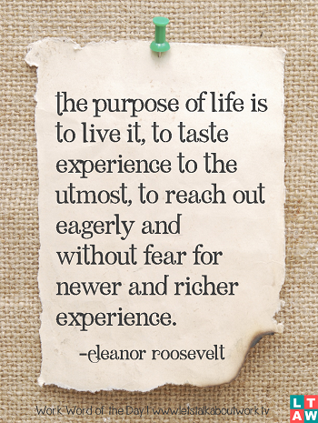 Quotes About Fear Eleanor Roosevelt 53 Quotes