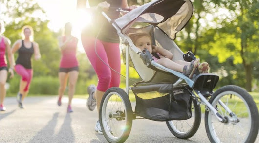 5 Jogging Strollers with Mp3 Players or Speakers - Parent's Rights