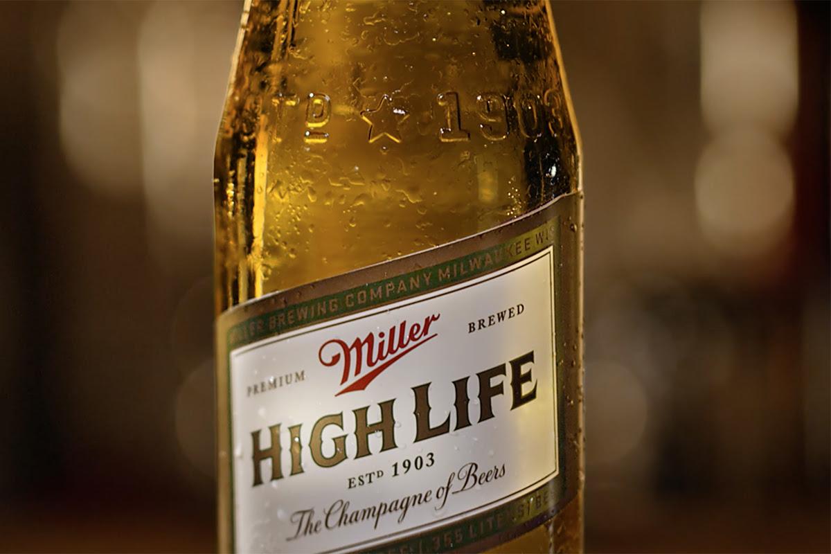 Pin Miller High Life