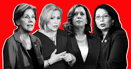 Female Democrat Presidential Candidates Can't Be Victims
