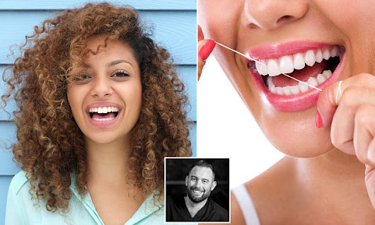 Dr Luke Cronin reveals the tips to good oral health | Daily Mail Online